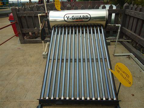 Green Energy Solar Water Heater renewable technologies solar energy