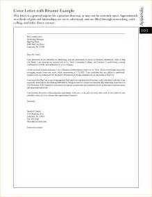 Cover Letter Exles For General Position by 6 General Cover Letter Template Outline Format