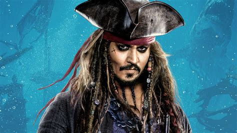 wallpaper hd jack sparrow pirates of the caribbean dead men tell no ta uhd forge