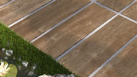 keramikplatten terrasse kaufen garten fliesen holzoptik haus ideen