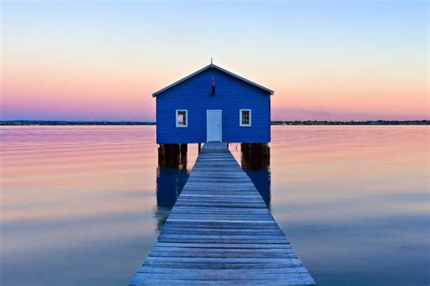 blue boat house swan river blue boat house cool places spaces pinterest