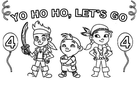printable coloring pages jake and the neverland jake and the never land 58 printable