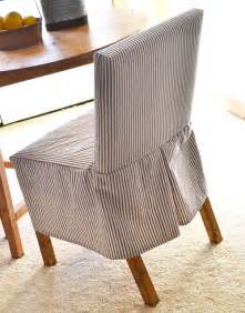 Parson Chair Cover Pattern » Home Design