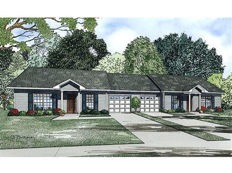 House Layout Designer duplex house plans ranch duplex plan 025m 0084 at