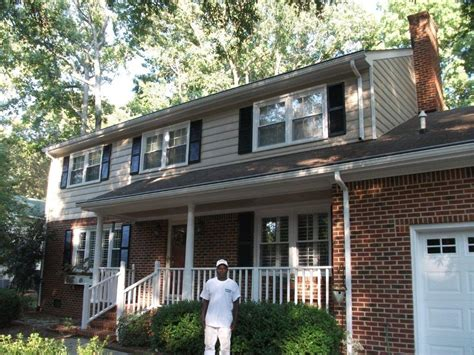 residential house painting in virginia and the