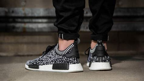 Adidas Nmd Sashiko Pack Black Zebra adidas nmd r1 quot sashiko quot pack drops tomorrow masses