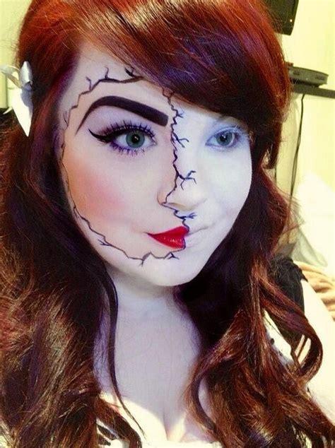 halloweek broken doll    loved broken