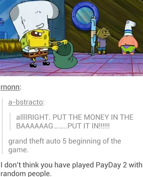 Put In The Bag put the money in the bag meme by julien1209 memedroid