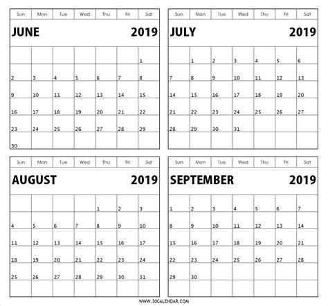 calendar august september  template calendar design