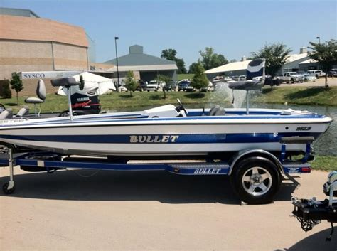 bullet boats used bullet bass boats pinterest bullets love and love it