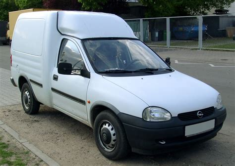 Opel Combo Images