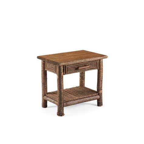 Rustic Side Table Rustic Side Table La Lune Collection