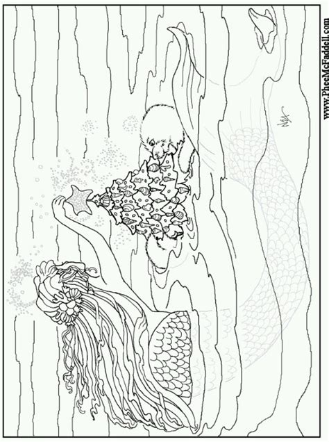 Winter Solstice Coloring Pages Phee Mcfaddell Artist So Pretty Pfee Mcfaddell Artist