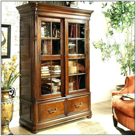 bookcases with glass doors ikea bookshelves doors bookshelf with glass doors bookcases