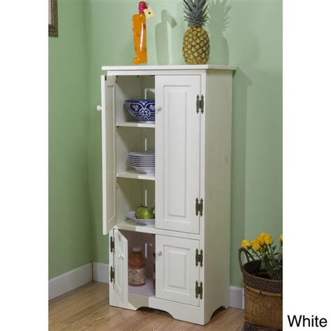 kitchen storage furniture pantry white tall cabinet storage kitchen pantry organizer furniture bathroom cupboard ebay