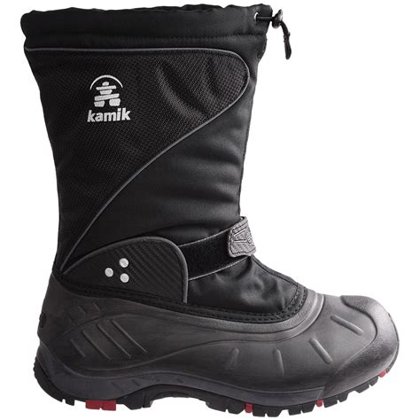 mens winter boots with removable liners kamik baltoro winter pac boots waterproof removable
