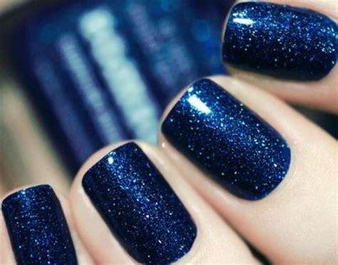 imagenes de uñas de acrilico azul marino ideas para decoracion de u 241 as en azul decoracionpara com