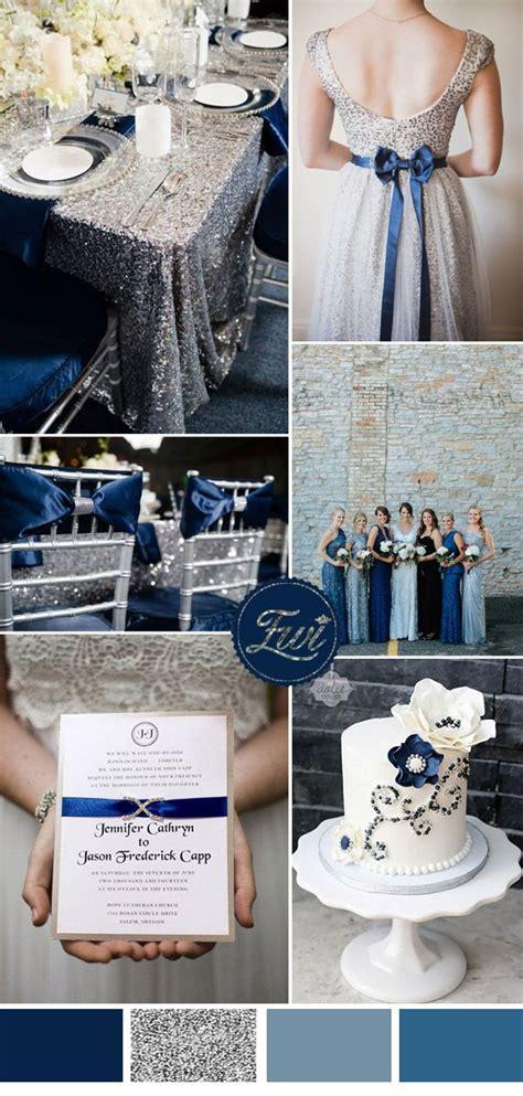 best 25 blue silver weddings ideas on navy winter weddings blue wedding themes and