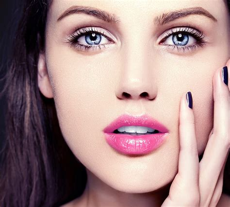 Fall Makeup Trends Lip 2 by Orogold Fabulous Fall Lip Colors Pink