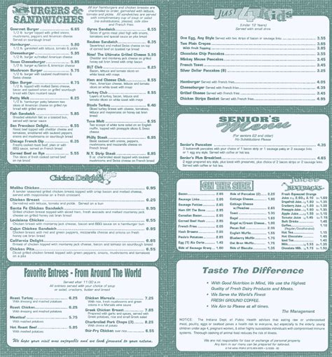 country pancake house menu american pancake house mishawaka in menu hours details