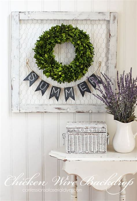 decorating ideas for wire wreaths frames 25 best ideas about chicken wire frame on porch decorations reclaimed wood