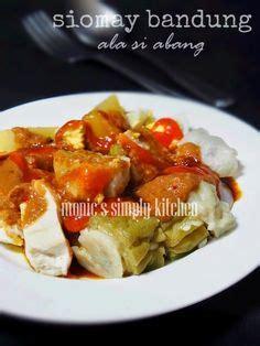 Siomay Ika Tenggiri resep siomay bandung dan cara membuat bacaresepdulu