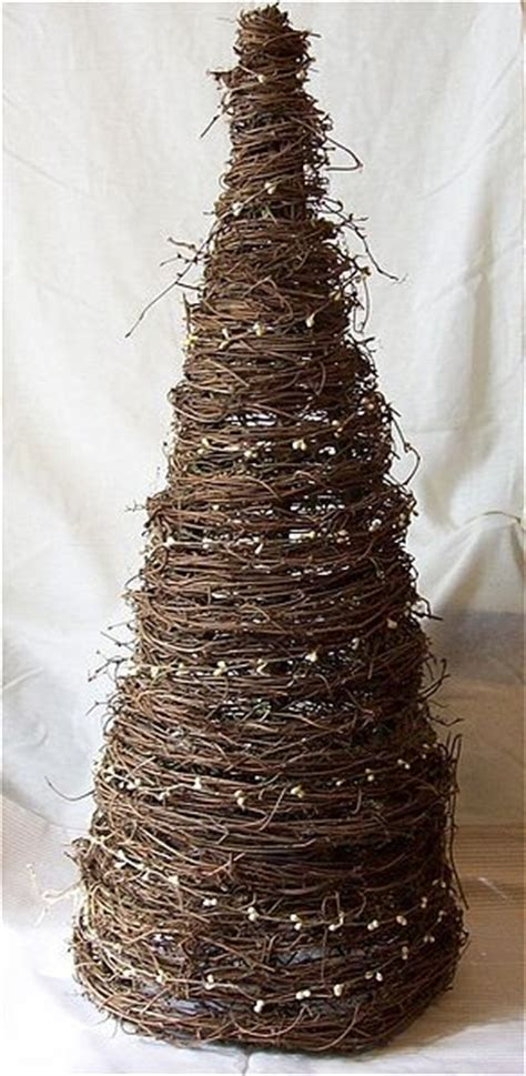 homespun woodland christmas tree the world s catalog of ideas