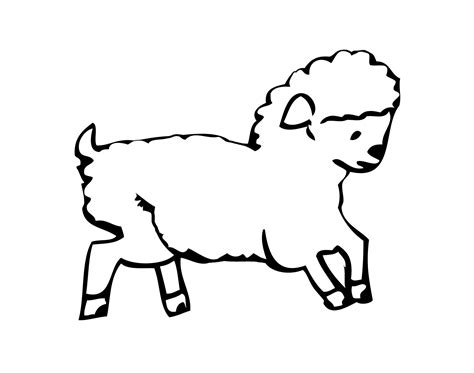 printable templates of sheep sheep templates printable clipart best