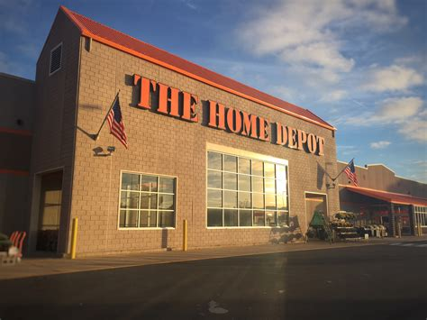 the home depot bristol ct company profile