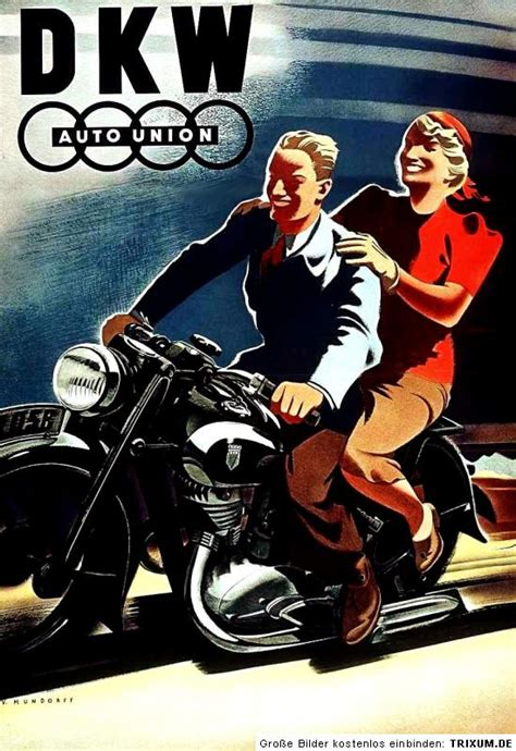 Ebay Dkw Motorrad by Farb Plakat Dkw Motorrad Werbung 1939 Auto Union Ebay