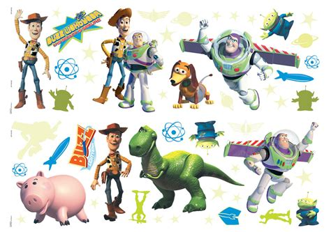 Wall Stickers Next Day Delivery disney toy story wall sticker next day delivery disney