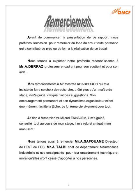 Exemple De Lettre De Remerciement Pour Rapport De Stage Gratuit Exemple Lettre De Remerciement Rapport De Stage 3eme 9 Med
