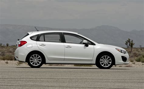 impreza subaru 2012 2012 subaru impreza 2 0i premium and limited first test