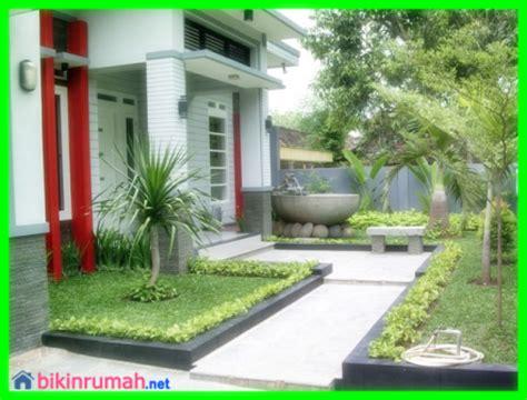 desain taman depan rumah hal hal penting dalam desain taman minimalis depan rumah
