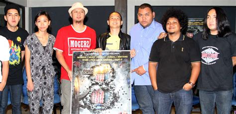 film stand up comedy indonesia para bintang stand up comedy gabung di film comic 8