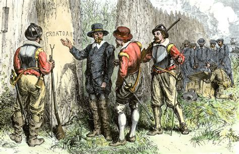 have we found the lost colony of roanoke island