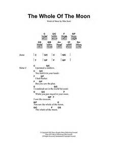 Room Arrangement App the whole of the moon sheet music by the waterboys lyrics