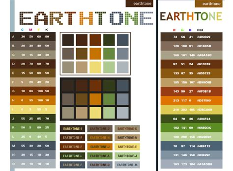 tone color definition earth tone colors palette earth tone colors in 2019
