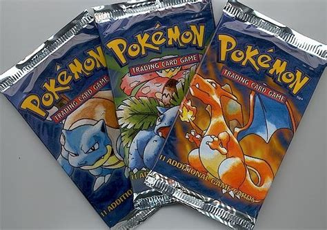 card packs trading card 90kids childhood nostalgia