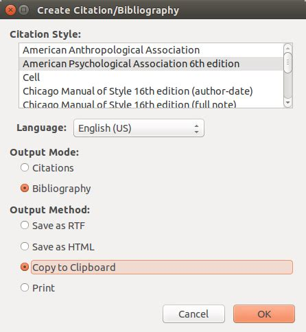 zotero bibliographie tutorial how to add citation and bibliography manually from zotero