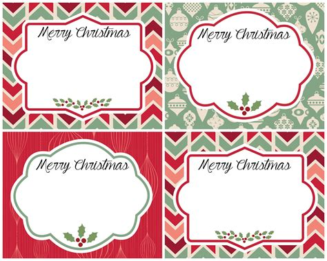 vintage christmas gift tags printable free vintage christmas gift tags free printables refresh