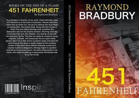 book cover pictures portfolio 2014 fmp 451 fahrenheit book cover