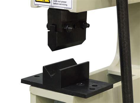 metal bench press bp 3 manual press brake louver press baileigh industrial