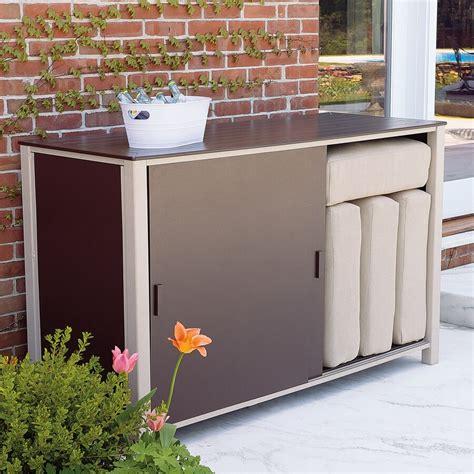 outdoor patio cushion storage bench deck storage box vidaxl deck storage box acacia wood garden storage box with seat and