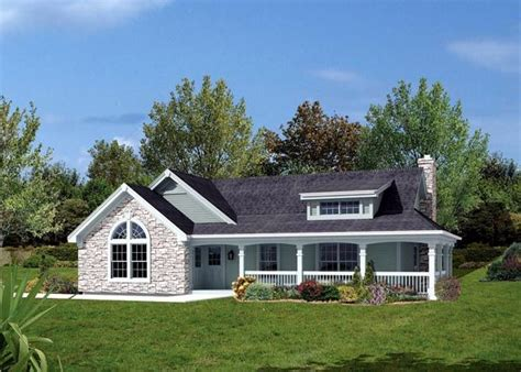 ranch bungalow floor plans bungalow country ranch house plan 87806 ranch house