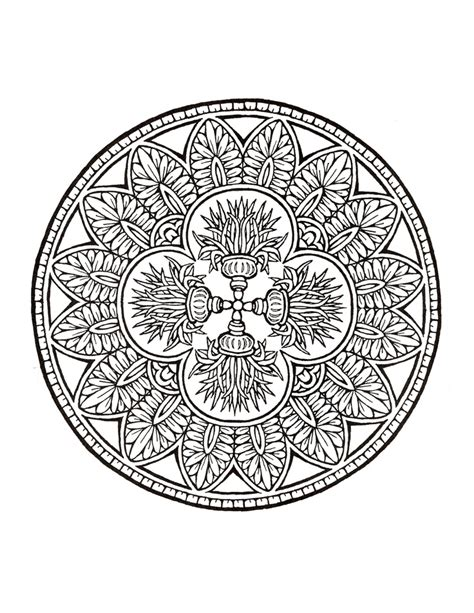 mandala coloring books mystical mandala coloring book coloring pages for