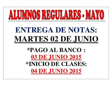 cronograma de actividades junio 2015 centro de idiomas unsa cronograma de actividades junio 2015 centro de idiomas unsa