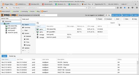 cara membuat vps di proxmox cara membuat vm di proxmox rizky kurnia open source
