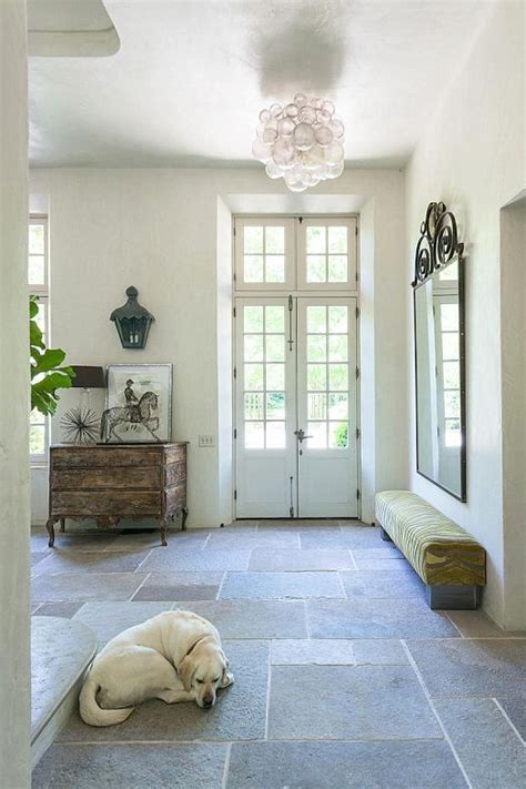 gallery foyer floor ideas 25 stone flooring ideas with pros and cons digsdigs