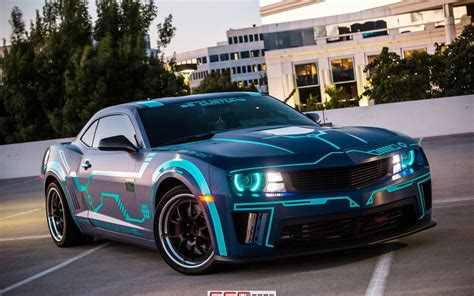 tuner cars cars movie chevrolet tron legacy muscle car vehicles wallpaper
